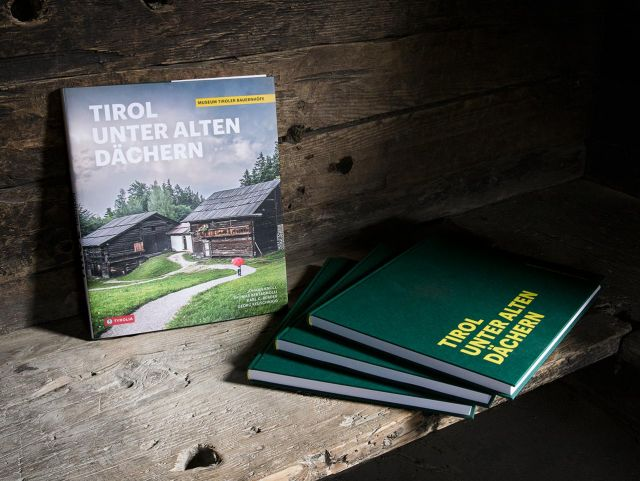 ICARUS creative — Museum Tiroler Bauernhöfe — Editorial, Book Design, Content Management